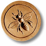Bee Cookie Mold by Anis-Paradies Springerle Emporium