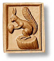 3436 squirrel springerle emporium cookie mold anis paradies
