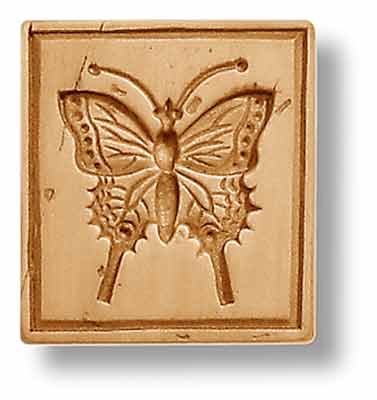swallowtail butterfly Springerle Emporium Cookie Mold Anis Paradies