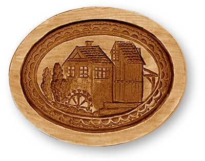 water mill springerle emporium cookie mold