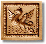 Zilliser Dragon Springerle Cookie Mold by Anis-Paradies