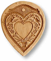 5108 heart for personalization springerle emporium cookie mold anis paradies