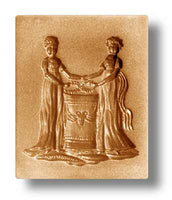 springerle emporium two women cookie mold