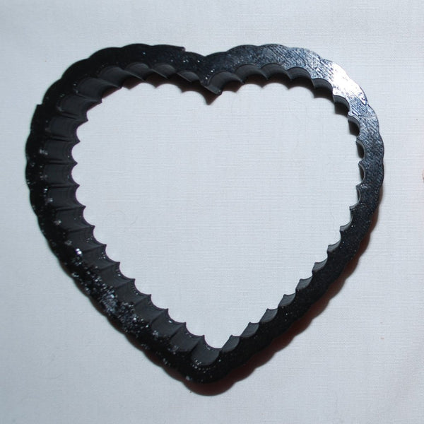 Custom Large Heart Cookie Cutter Springerle Emporium