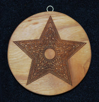 Filigree Ornament Star Springerle Cookie Mold