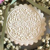 celtic ornament springerle cookie