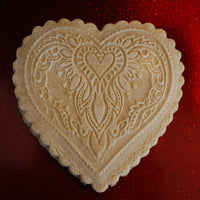 Springerle Emporium Bleeding Heart Mold