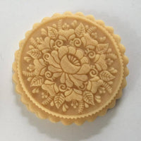 Water Lily with Ferns Springerle Emporium cookie mold