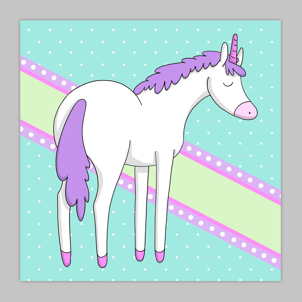 Unicorn Posters | Delight Color