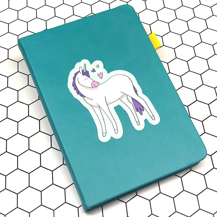 Unicorn Sticker Set