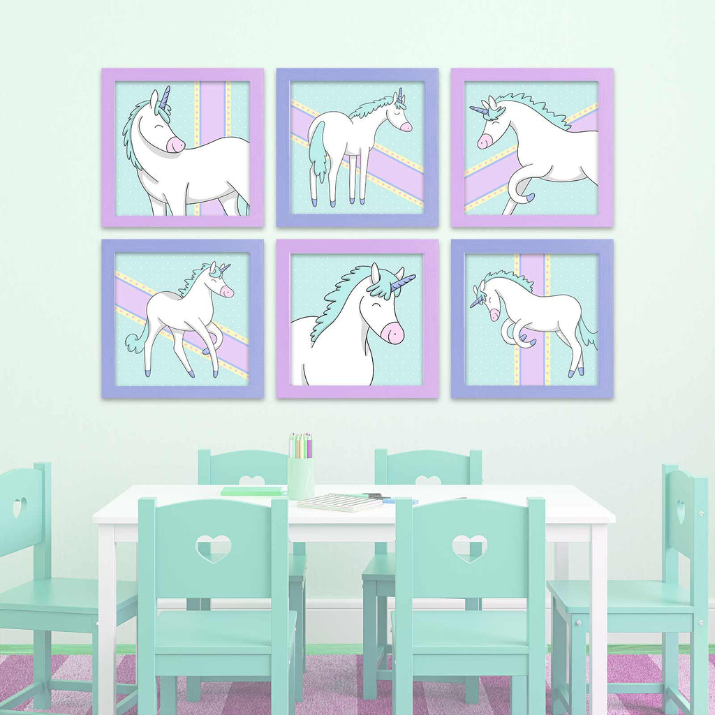 Unicorn Posters | Dreamy Color