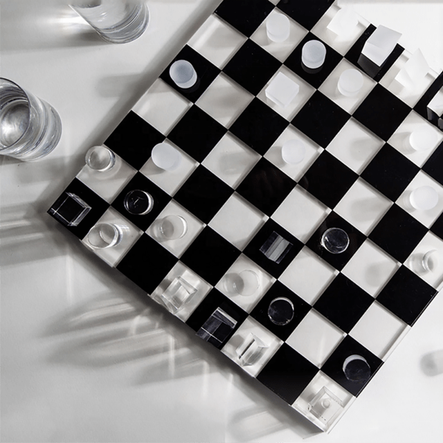 Prism Chess Board Set