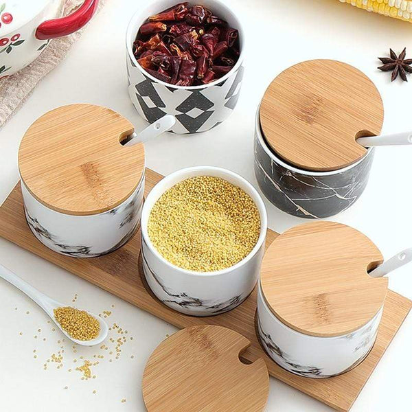 Matisse Spice Jar Set