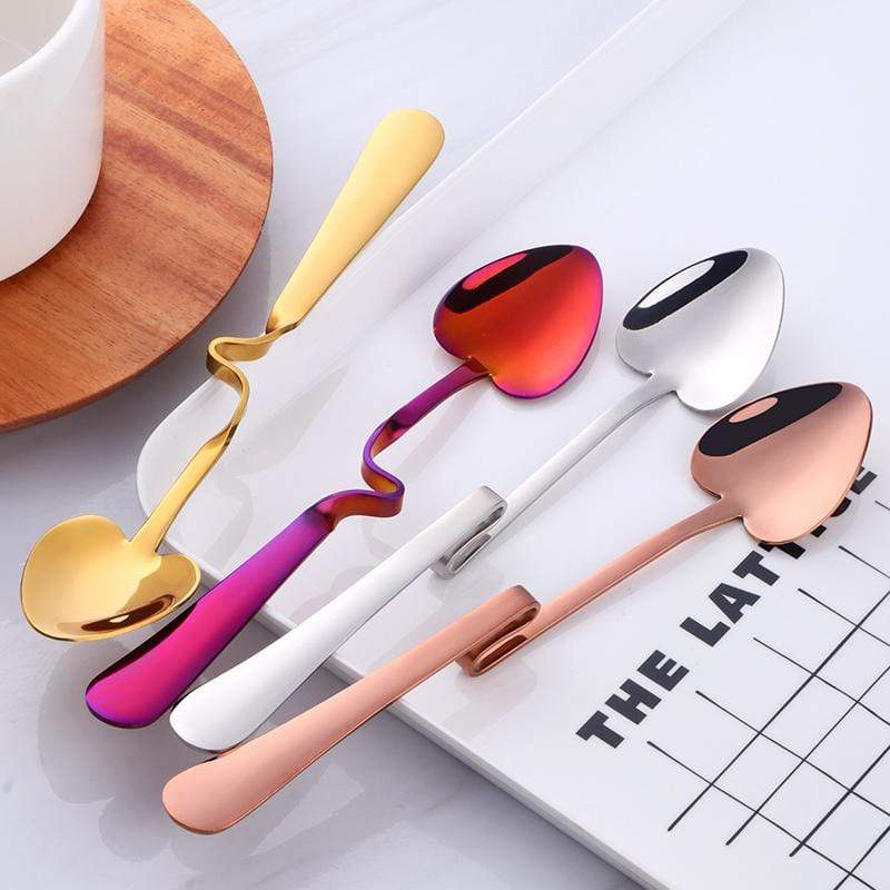 Rome Mixing Spoon Set