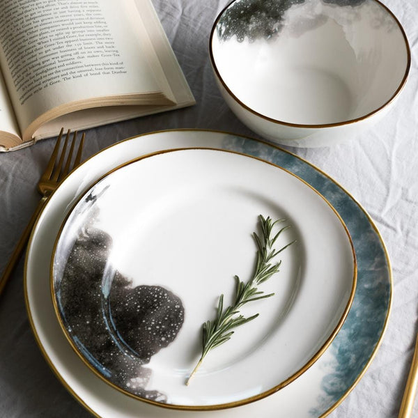 Alabaster Dinnerware Set