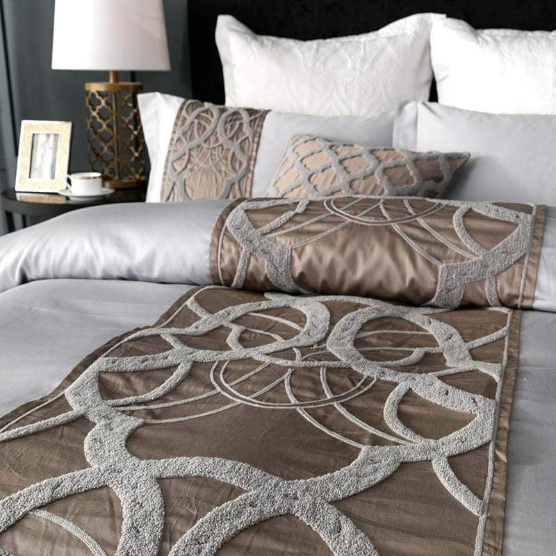 Chain of Luxury Duvet Cover Set (Egyptian Cotton)