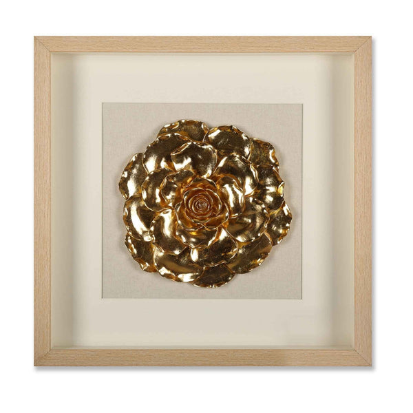 Rose Eclipse 3D Wall Decor