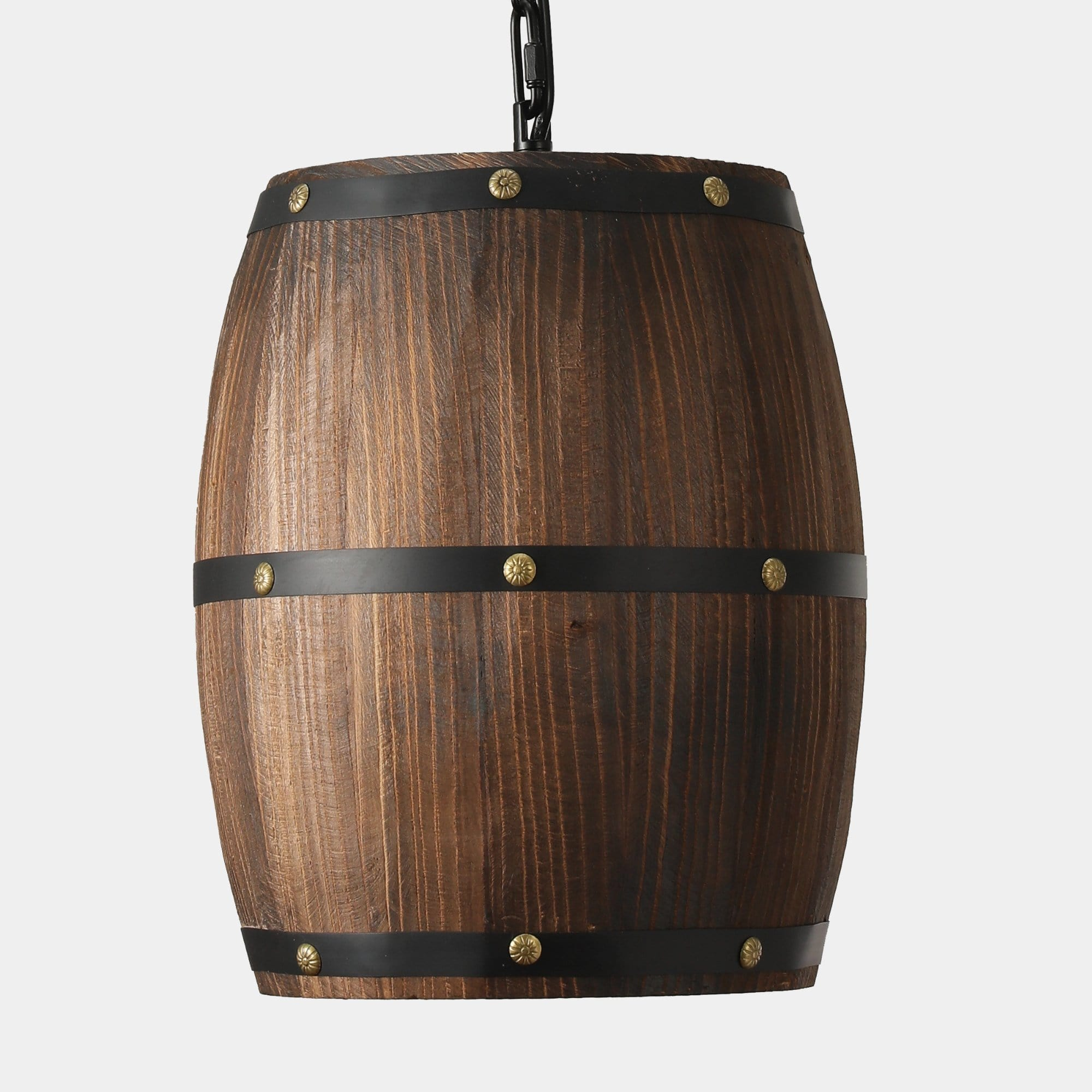Barrel Pendant Light