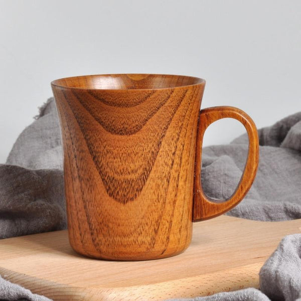 Margaux Wood Mug