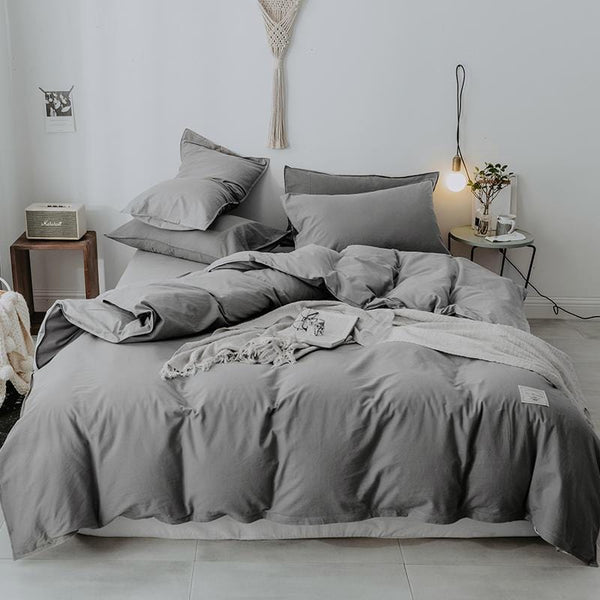 Stark Duvet Cover Set