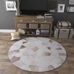 Rocky Mountain Cowhide Rug