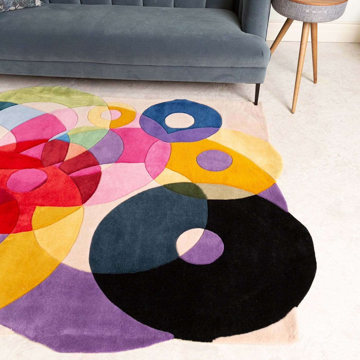 Rings of Magic Rug
