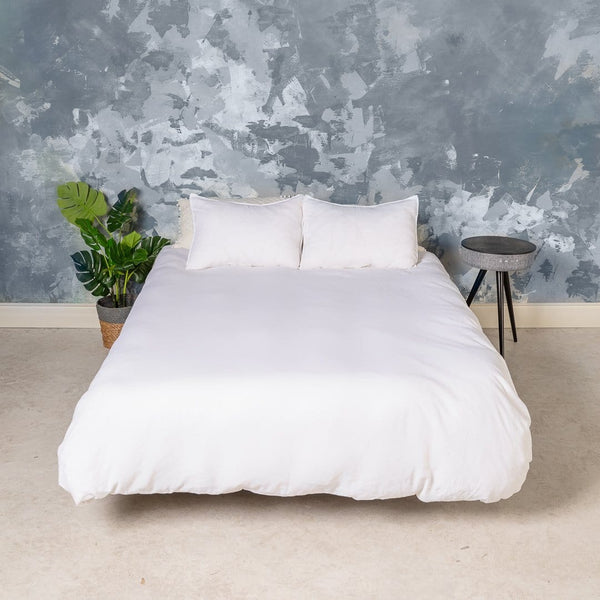 Cloud European Linen Duvet Cover Set