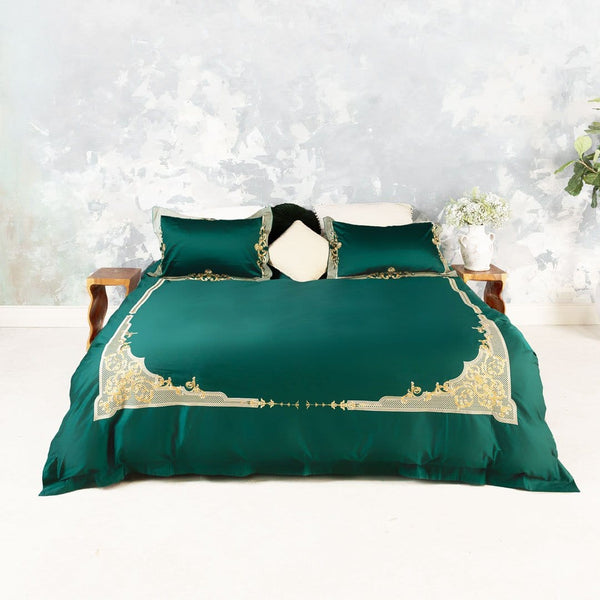 Vienna Square Duvet Cover Set (Egyptian Cotton)