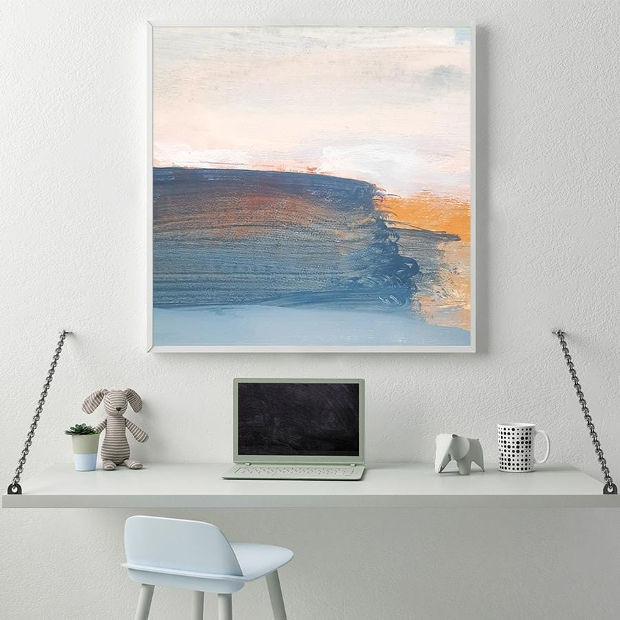 Modern Times Stretched Canvas