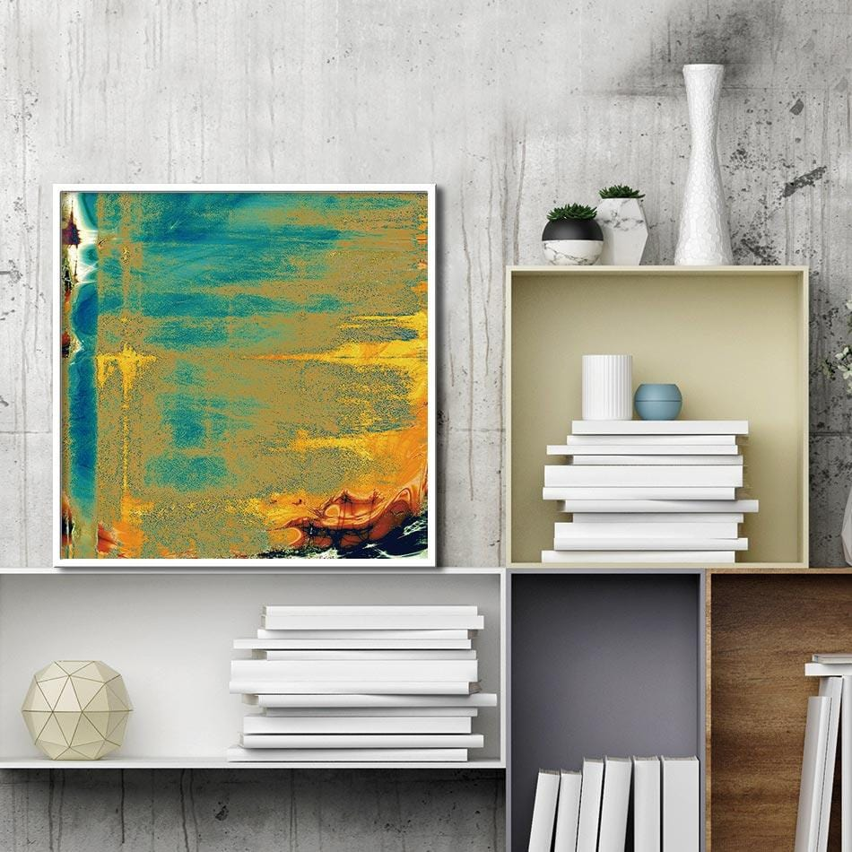 Adroit Stretched Canvas