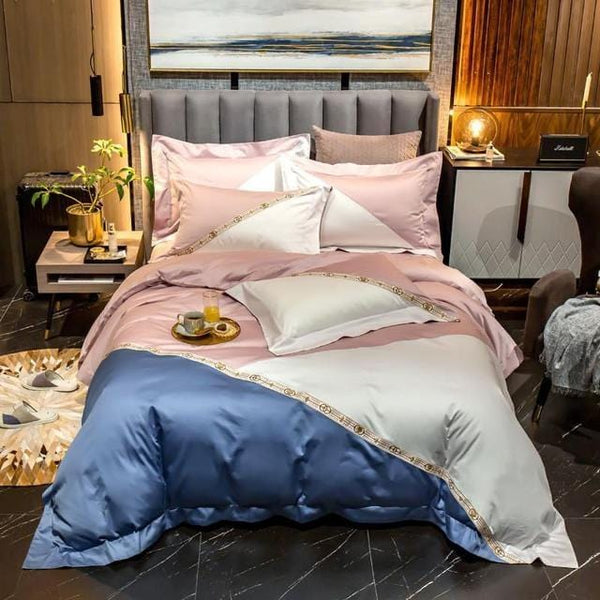 Alexis Hope Duvet Cover Set (Egyptian Cotton)