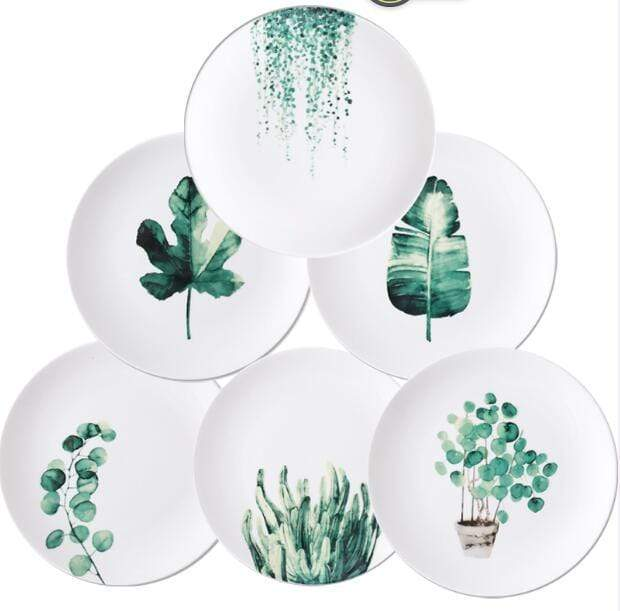 Plantae Plate Collection