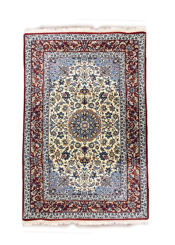 Cinar Vintage Turkish Rug