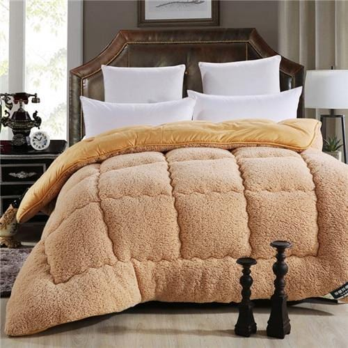 Shearling Winter Duvet