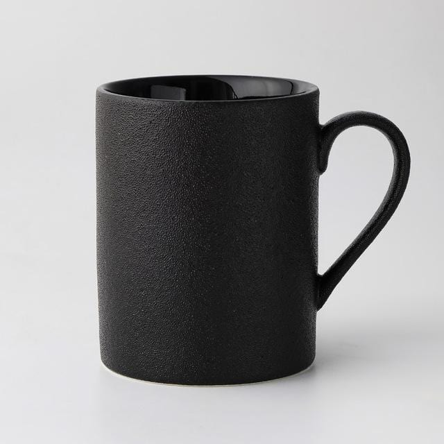 Blacked Out Mug