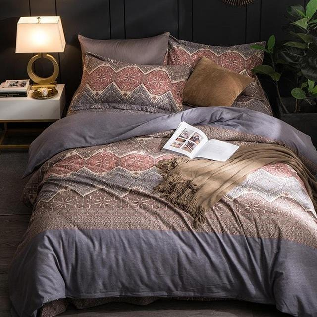 Bohe Lux Duvet Cover Set