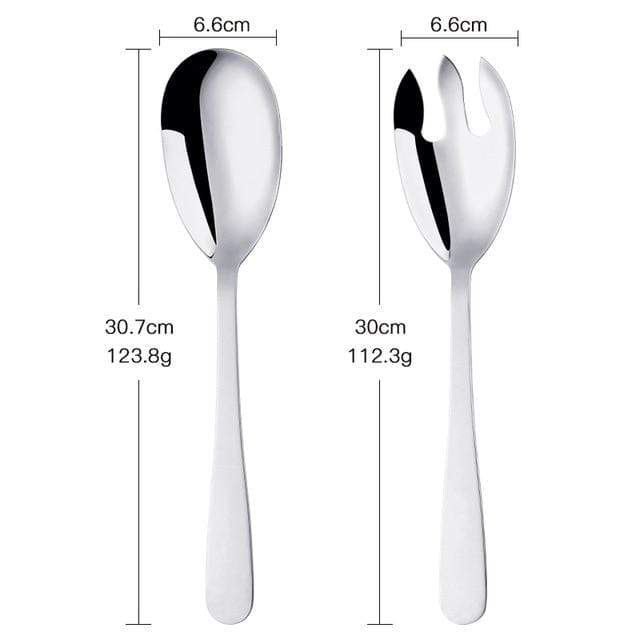 Hong Kong Serving Spoon Set