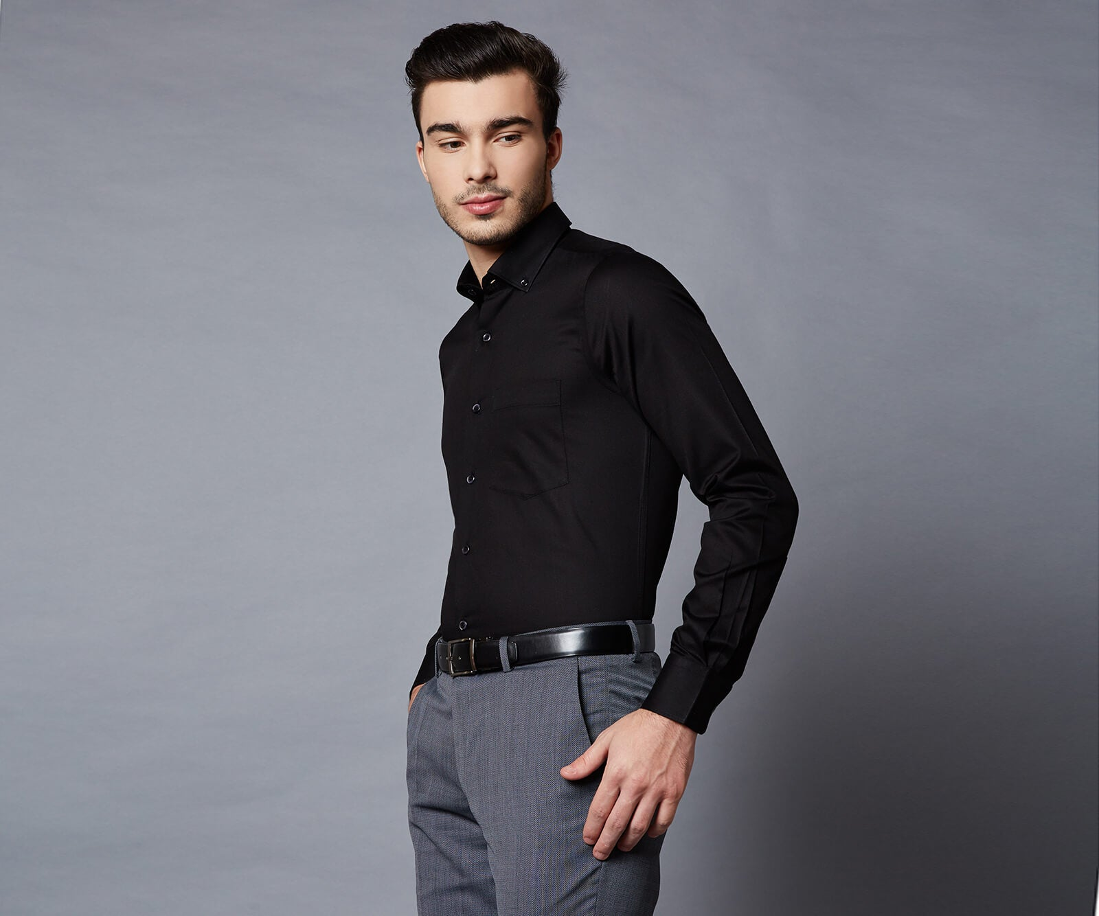 Carerra Black shirt
