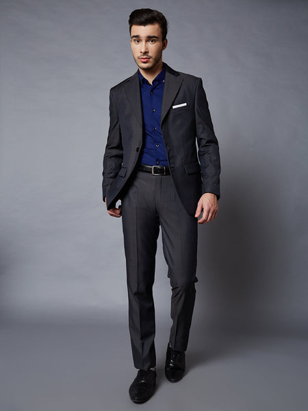 Wales Grey 2 Piece Suit