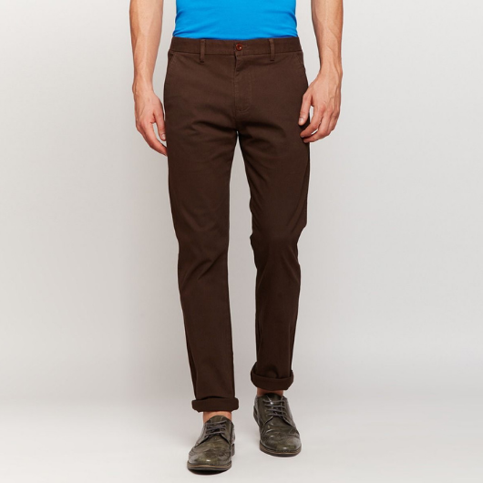 Mocha Brown Chinos