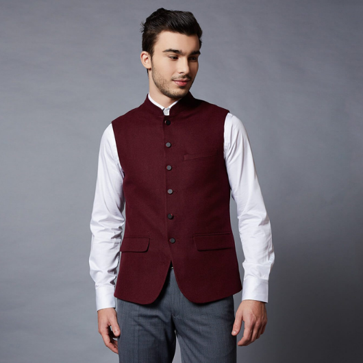 Le Cravate Nehru Jacket