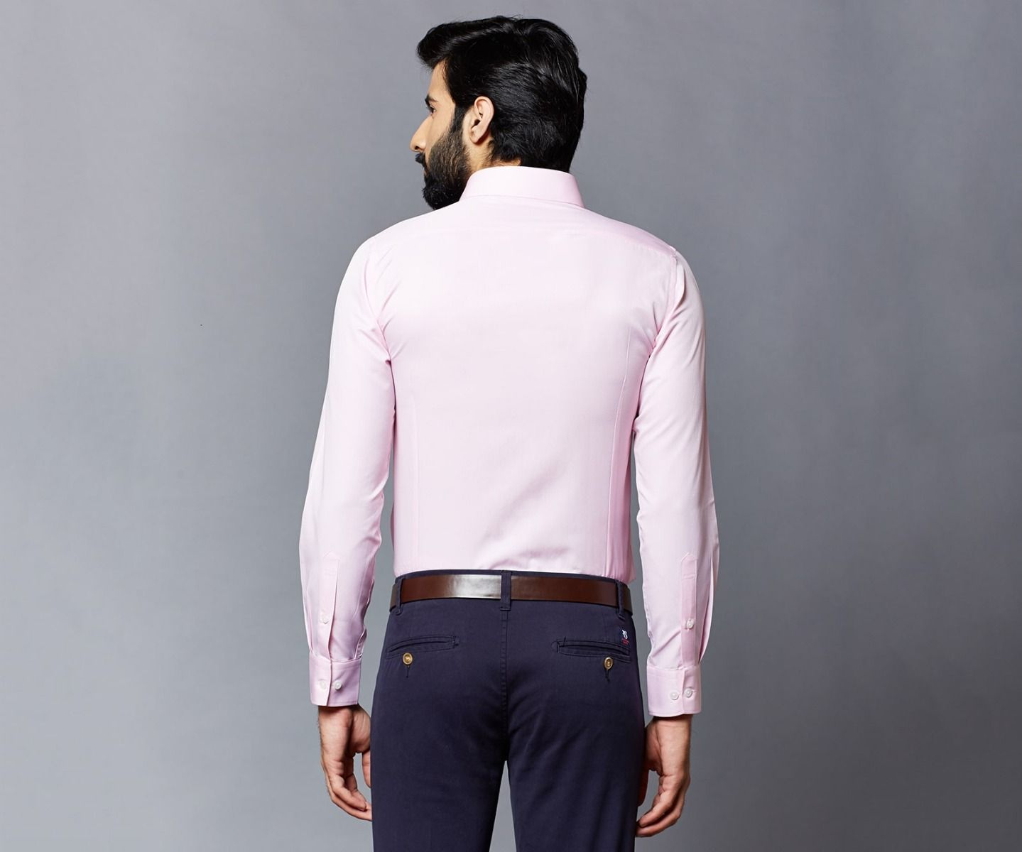 Light pink shirt