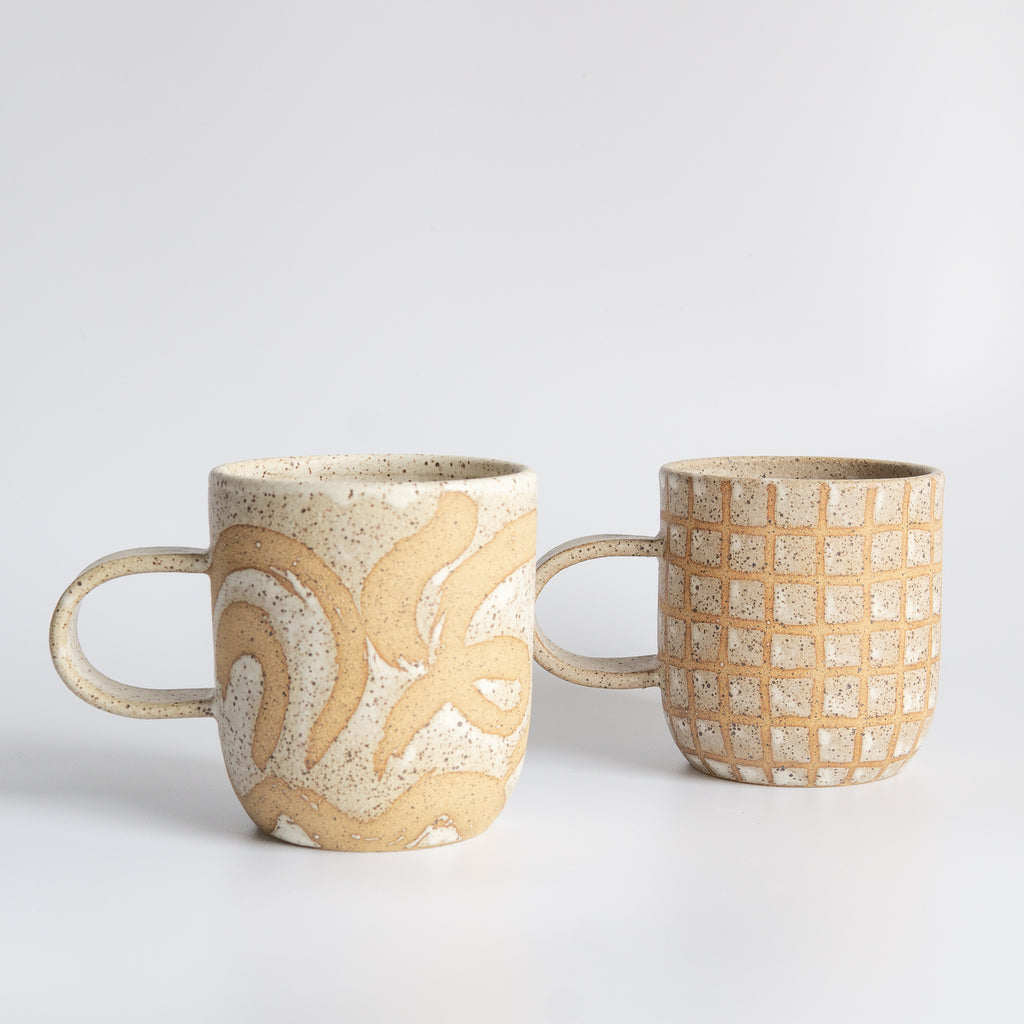 Stone & Sage Ceramics: 16 oz Mugs