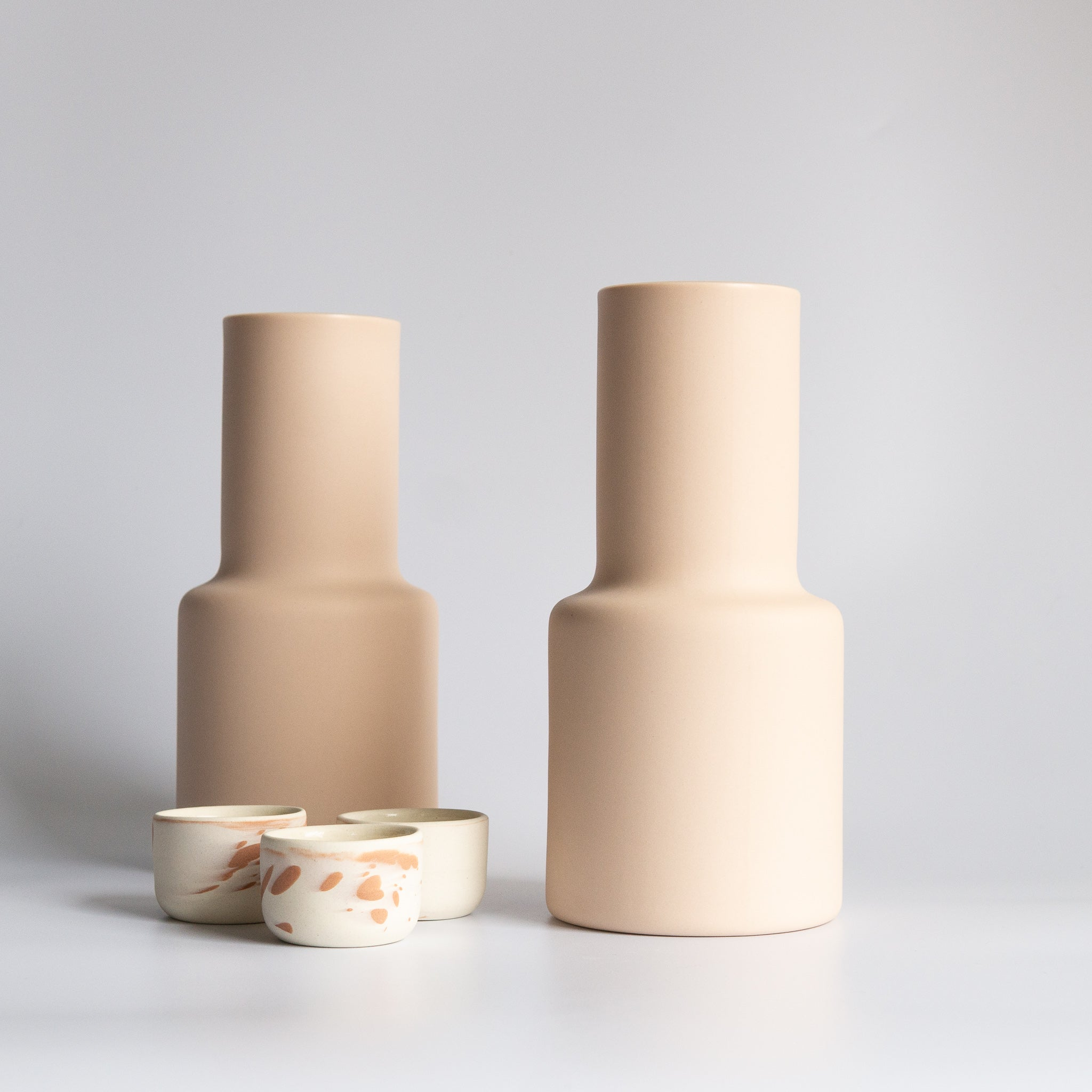 The Granite: Blush Epoca Vase