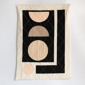 Ersa Fibers: Quilted Wall Hanging #2