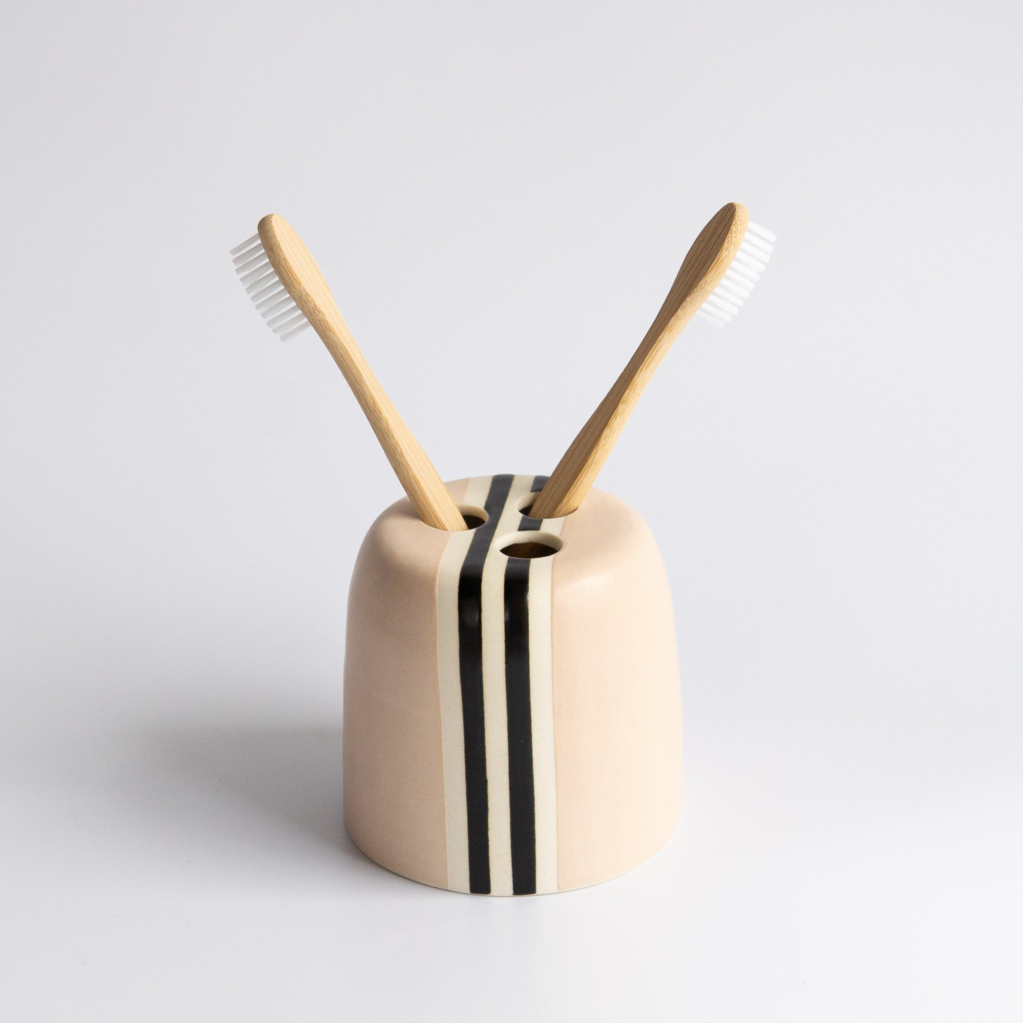 KFM Ceramics: Toothbrush Holder