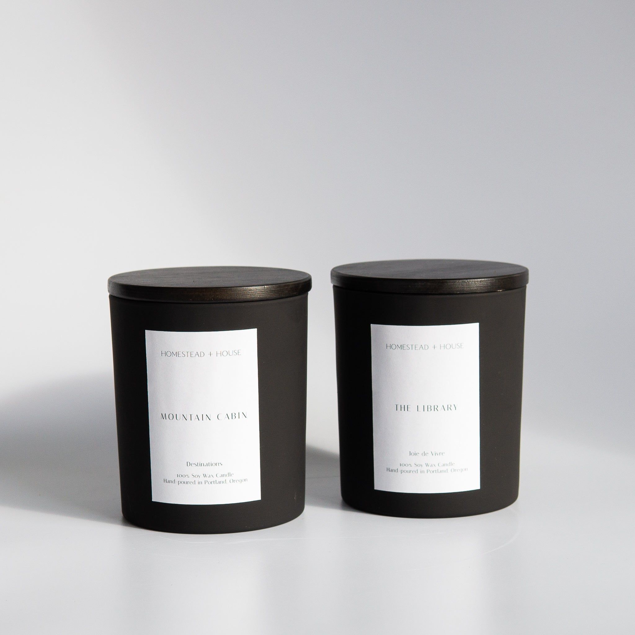 Homestead + House: 13.5 oz Candle
