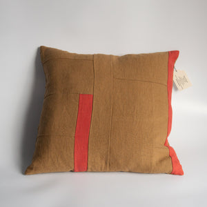 Mallow Soft Goods: Ginger/Rose Linen Pillows