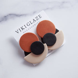 Viki Glaze: Laurie Earrings