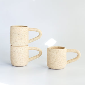 Lyon Lips: Simple Speckle Mug